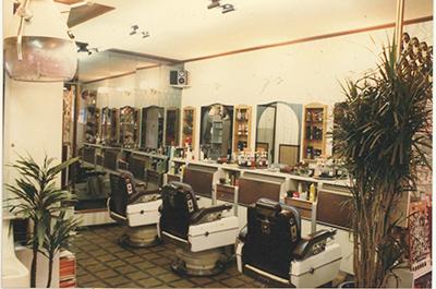 昭和50年代当時の店内